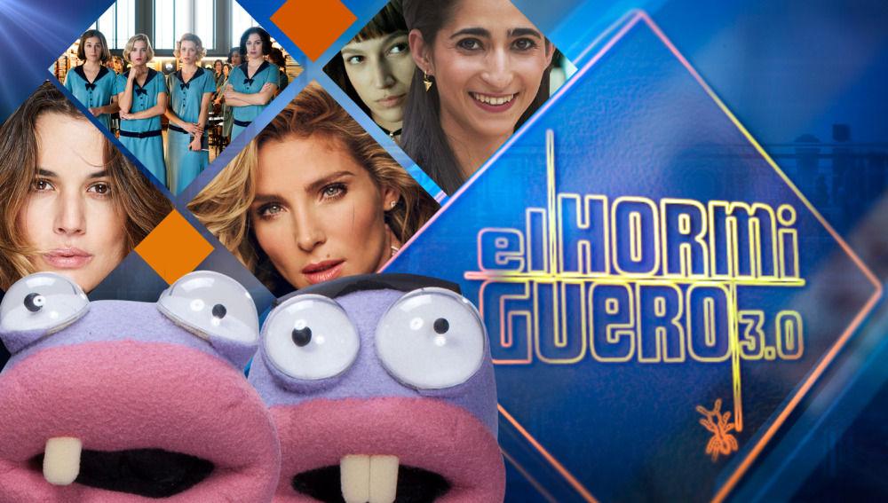 Invitadas de 'El Hormiguero 3.0' del 24 al 27 de abril