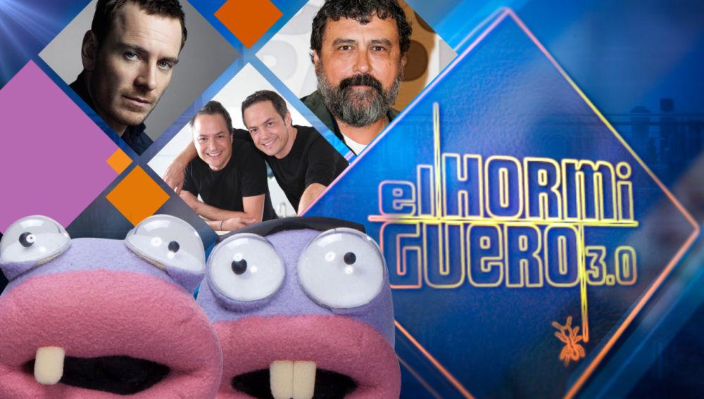 Invitados de 'El Hormiguero 3.0' del 8 al 11 de mayo