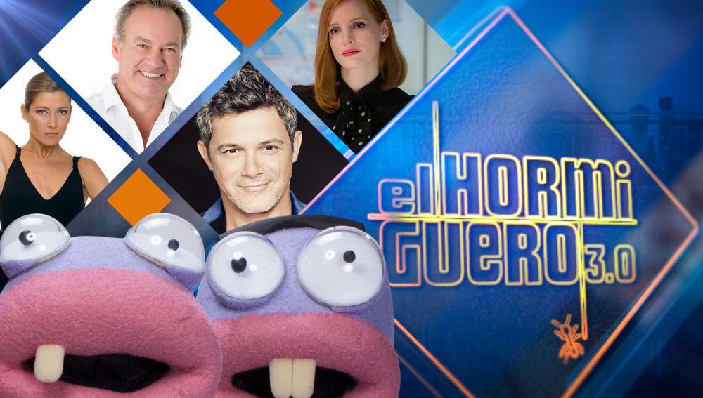 Invitados de 'El Hormiguero 3.0' del 15 al 18 de mayo