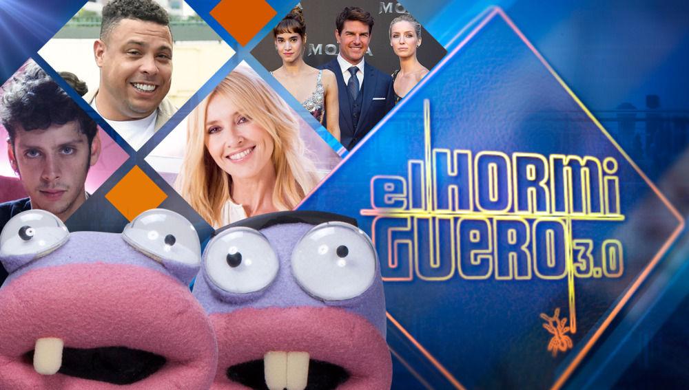 Invitados de 'El Hormiguero 3.0' del 5 al 8 de junio