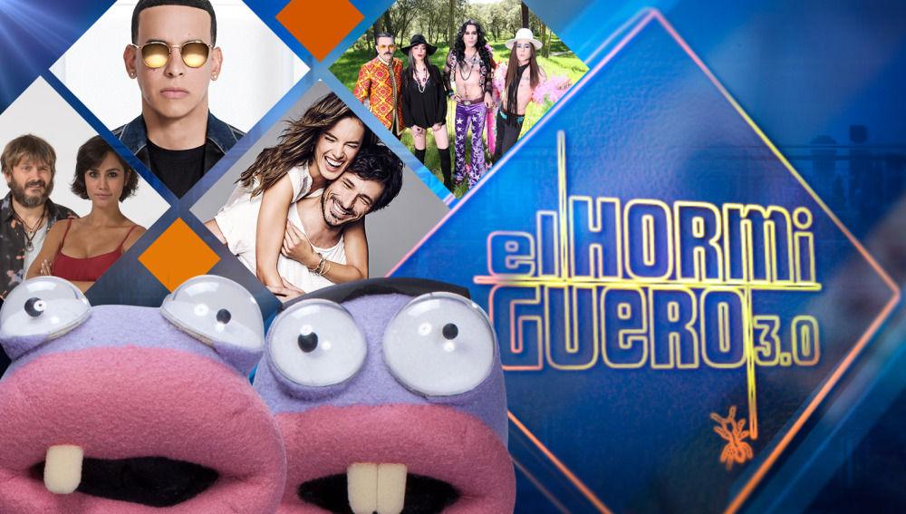 Invitados de 'El Hormiguero 3.0' del 19 al 22 de junio