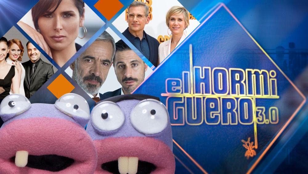 Invitados de 'El Hormiguero 3.0' del 26 al 29 de junio