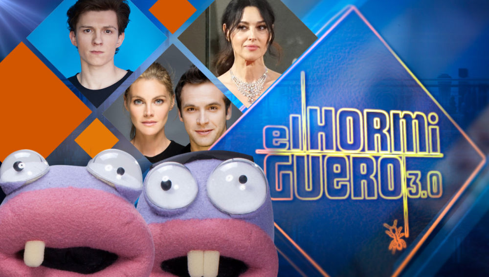 Invitados de 'El Hormiguero 3.0' del 3 al 5 de julio