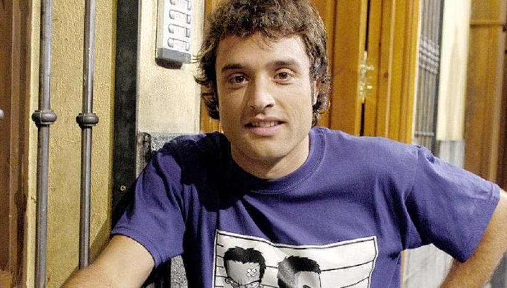 "Roberto Alonso, ""el pintamonas"""