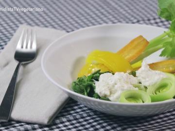 Verduras en El Comidista TV