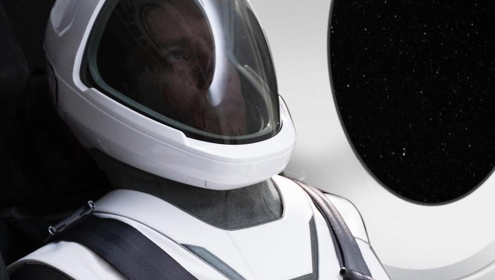 Traje espacial SpaceX