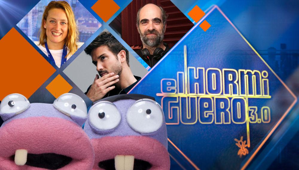 Invitados de 'El Hormiguero 3.0' del 11 al 14 de septiembre