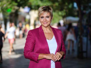 Gloria Serra estrena la séptima temporada de 'Equipo de investigación'