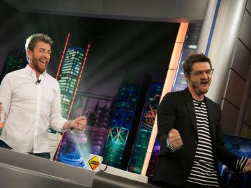 Pedro Pascal confesó en 'El Hormiguero 3.0' su profesión oculta años atrás en Madrid