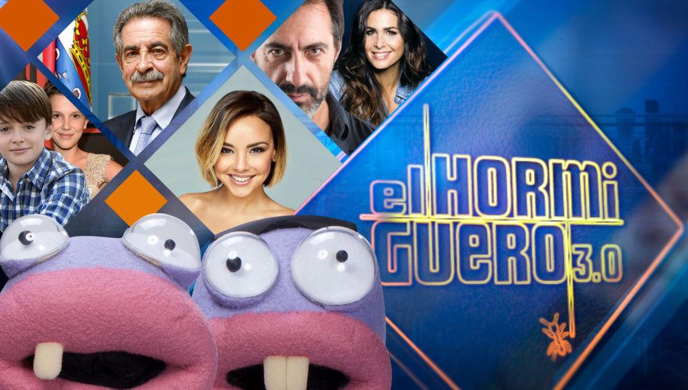 Invitados de 'El Hormiguero 3.0' del 9 al 12 de octubre
