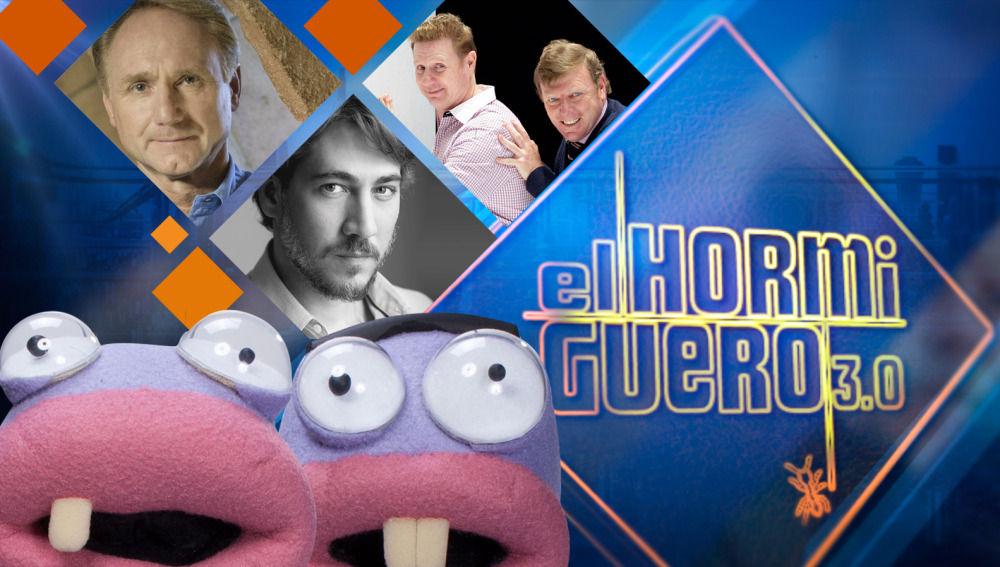 Invitados de 'El Hormiguero 3.0' del 16 al 19 de octubre