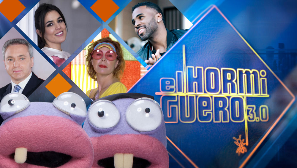 Invitados de 'El Hormiguero 3.0' del 23 al 26 de octubre
