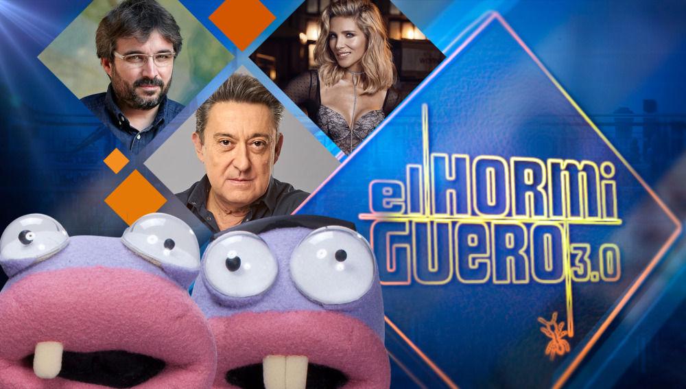 Invitados de 'El Hormiguero 3.0' del 30 de octubre al 2 de noviembre