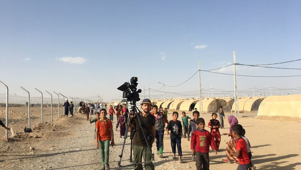'Salvados' viaja a Raqqa en su estreno