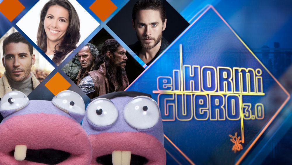 Invitados de 'El Hormiguero 3.0' del 5 al 9 de noviembre