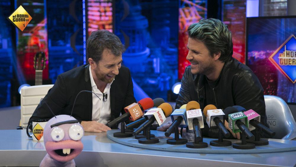 Dani Martín en 'El Hormiguero 3.0'