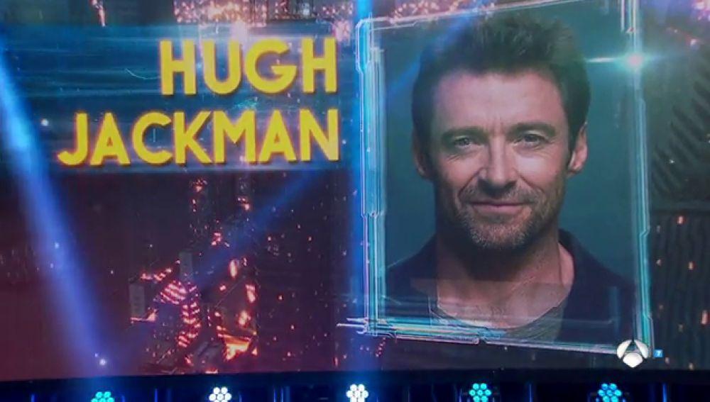 Hugh Jackman visita 'El Hormiguero 3.0' el miércoles, 20 de diciembre
