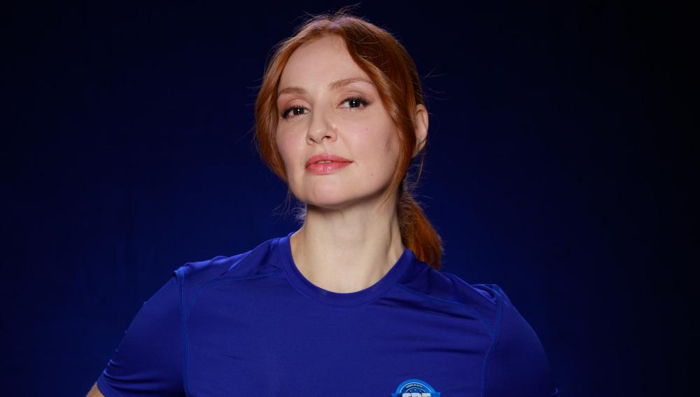 Cristina Castaño es Elena