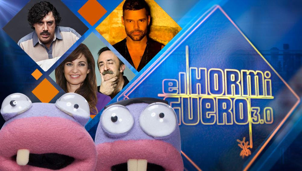 Invitados de 'El Hormiguero 3.0' del 5 al 8 de marzo