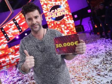 Miquel Fernández, ganador de la sexta edición de 'Tu Cara Me Suena'
