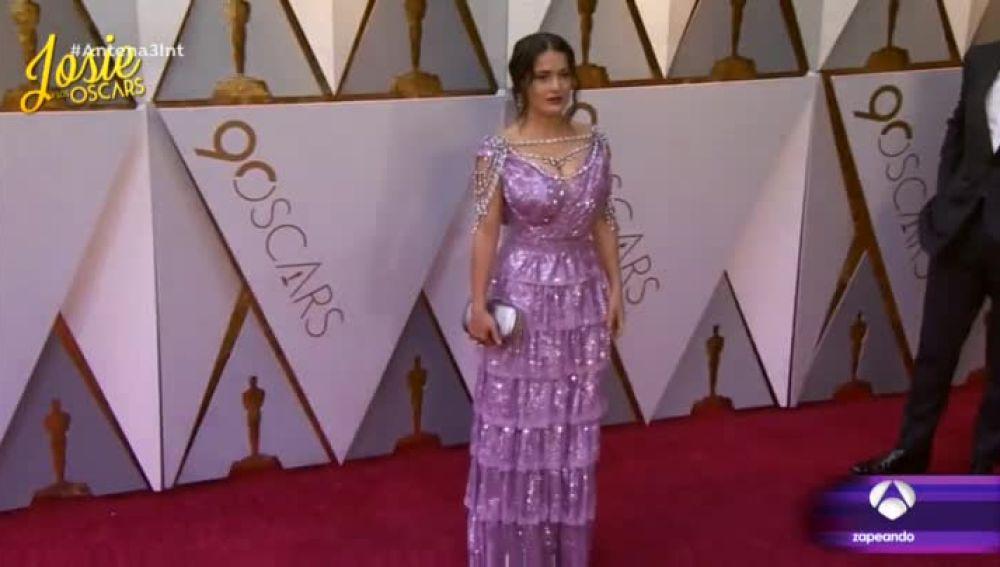 Las mejor y peor vestidas en la alfombra roja de los Premios Oscar 2018