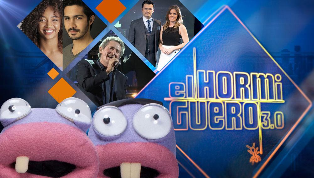 Invitados de 'El Hormiguero 3.0' del 23 al 26 de abril