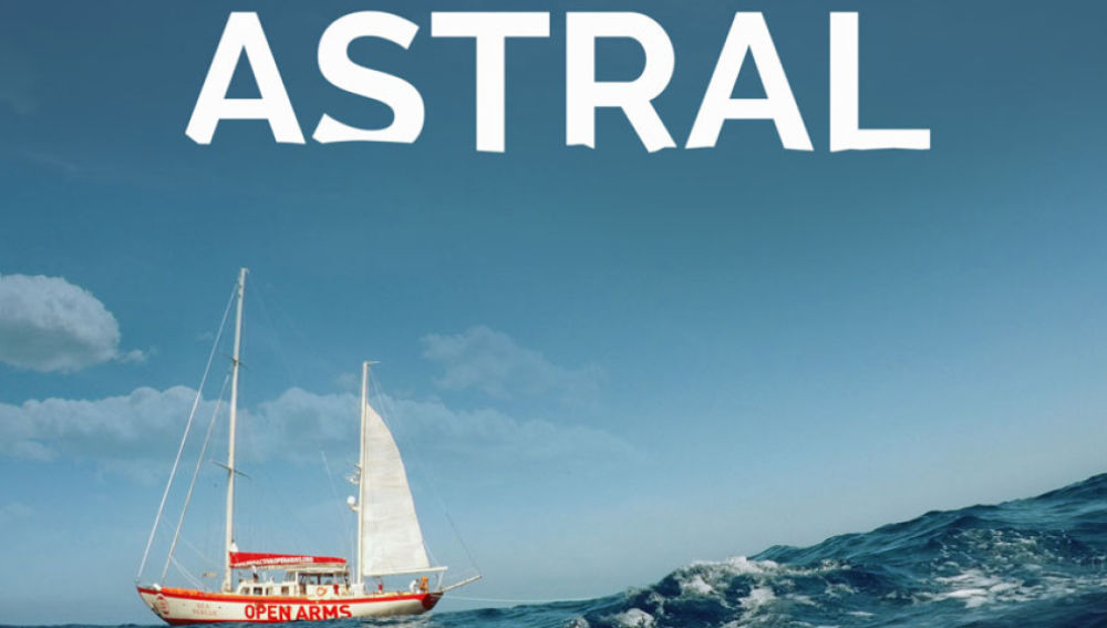 'Astral', la película documental de 'Salvados' sobre los refugiados