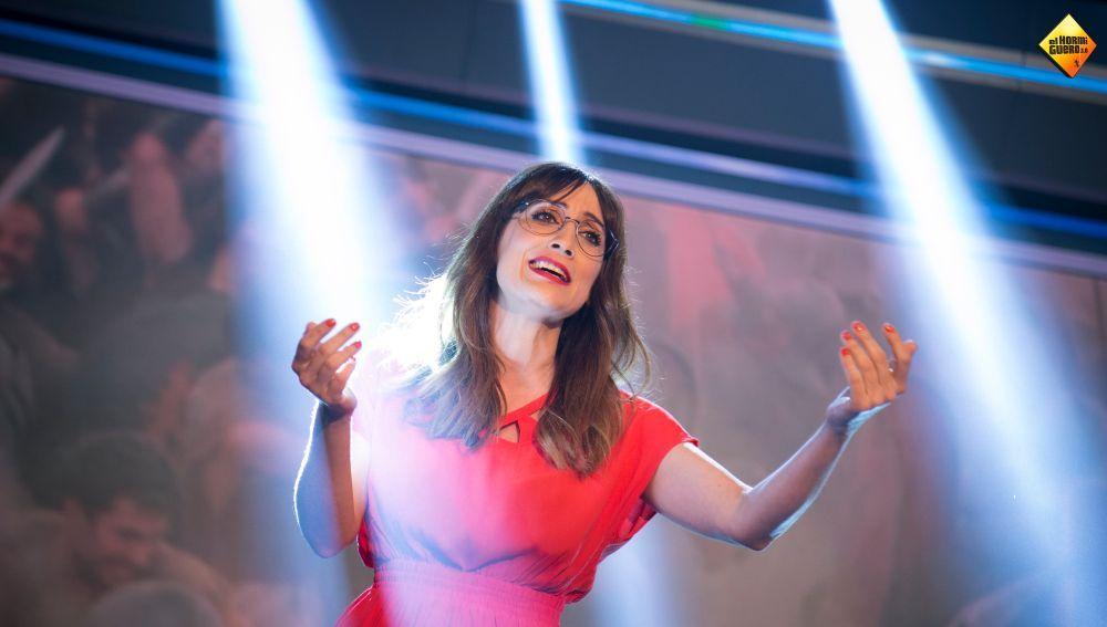 Ana Morgade le dedica una canción muy especial a Twitter