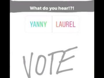 'Yanny' o 'Laurel'