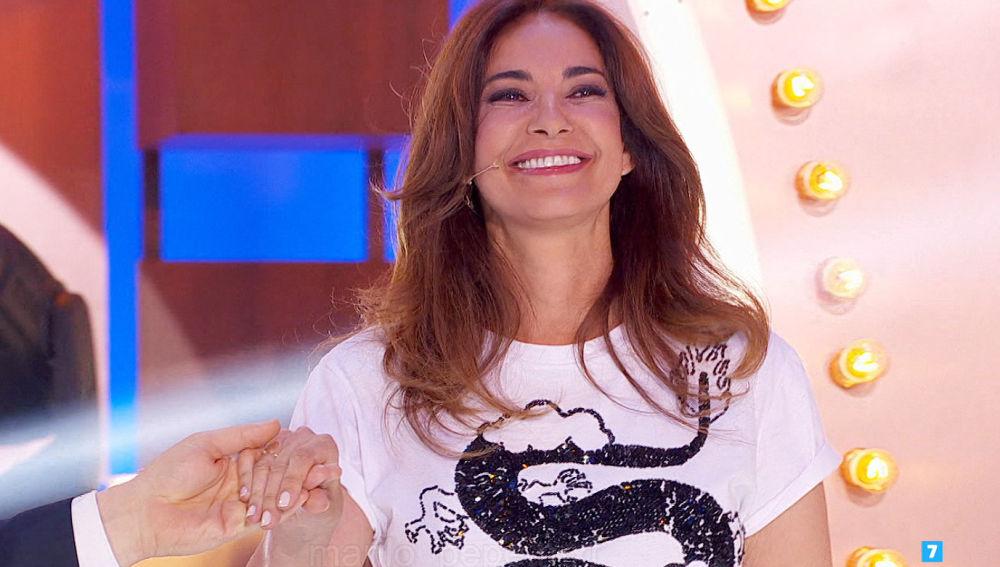 Mariló Montero en 'La noche de Rober'