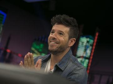 Pablo López confiesa en 'El Hormiguero 3.0' qué tal se le da ser actor
