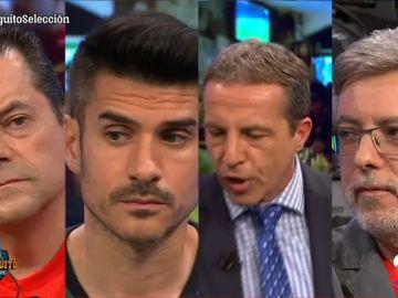 España, contra las cuerdas en su partido frente a Irán