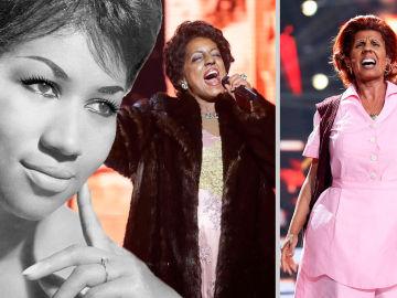 Despedimos a Aretha Franklin reviviendo sus imitaciones en 'Tu cara me suena'