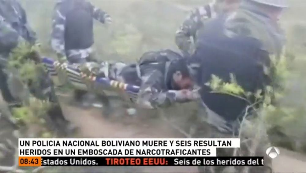 Un militar colombiano muere y seis son heridos en servicio