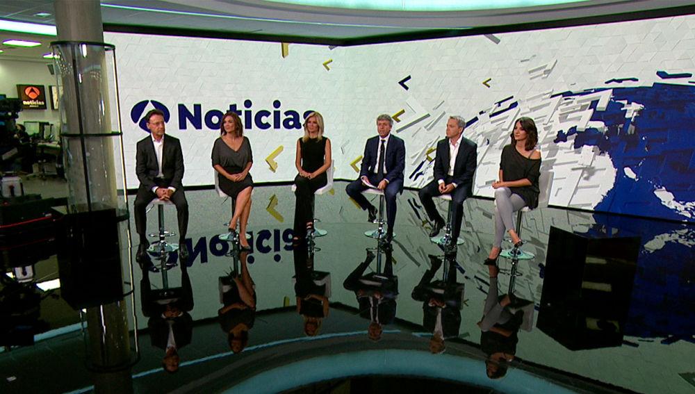 Antena 3 Noticias - Presentación de la nueva temporada