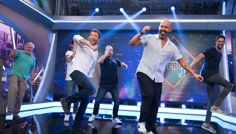 Descubre el baile con más ritmo y energía de 'El Hormiguero 3.0' para empezar la nueva temporada