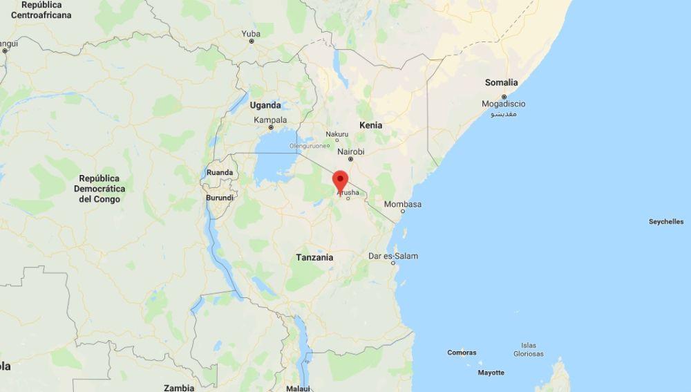 Nanja, en Tanzania