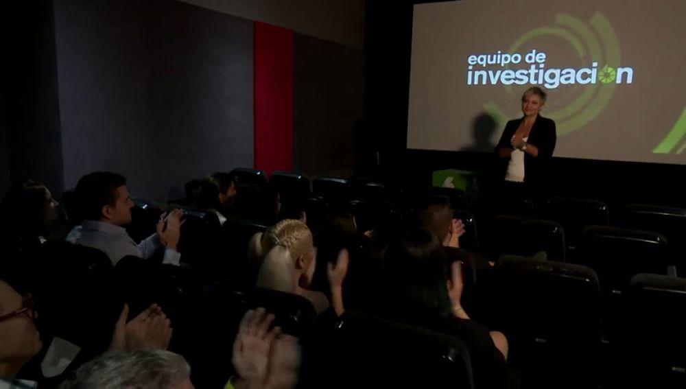 'El intocable', lo nuevo de Equipo de Investigación llega primero en pantalla grande