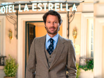 Fernando Andina es Gabriel De La Vega