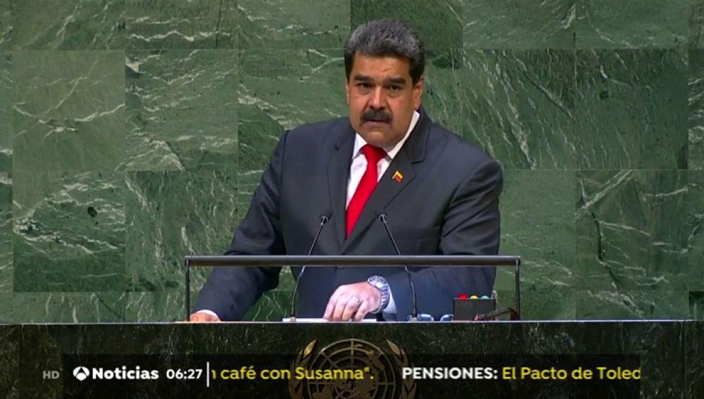 Donald Trump y Nicolás Maduro empiezan una polémica de gobierno