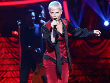 Soraya gana con 'I put a spell on you' de Annie Lennox
