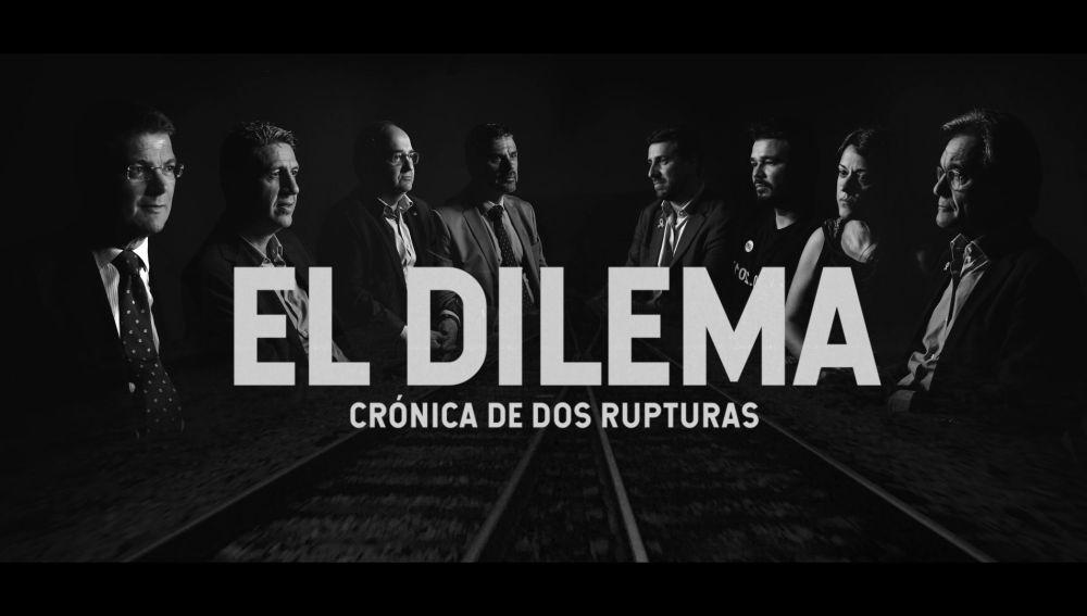¿Sabes realmente lo que pasó en octubre de 2017 en Cataluña?: este domingo en Salvados, 'El Dilema, crónica de dos rupturas'