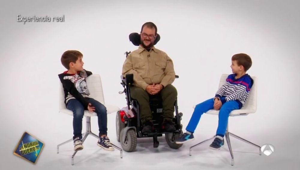 """""""El Hormiguero"""" da ejemplo y trae al programa a niños sin prejuicios"""