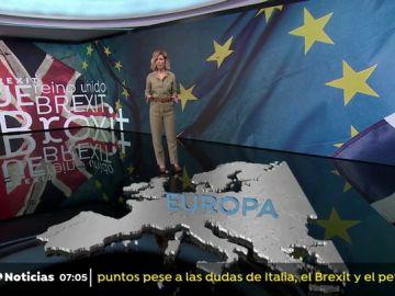 La ruptura de Reino Unido con Europa avanza hacia el Brexit
