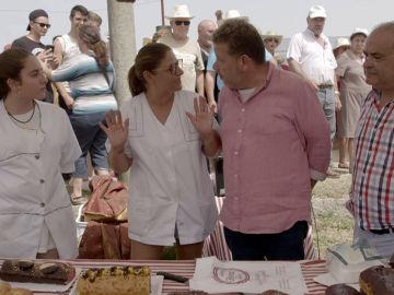 ¿Te lo vas a comer? - Temporada 1 - Programa 5: La comida en las fiestas populares