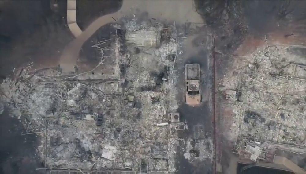 Más de 600 desaparecidos y 66 muertos a causa de los incendios en California