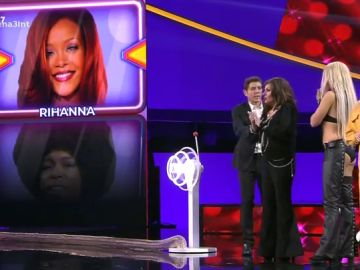 Rihanna, C. Tangana, Enrique Iglesias y Macy Gray