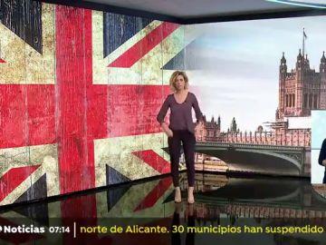 Semana crítica para Theresa May en el parlamento británico