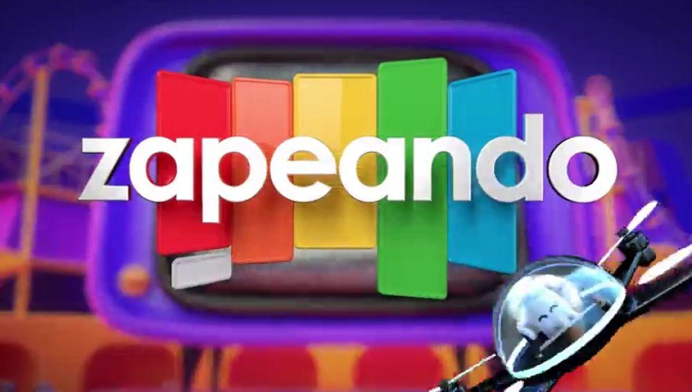 La cabecera de estreno con la que Zapeando celebra su quinto aniversario
