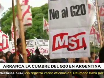 Buenos Aires reúne a los mandatarios más poderosos del mundo en el G20